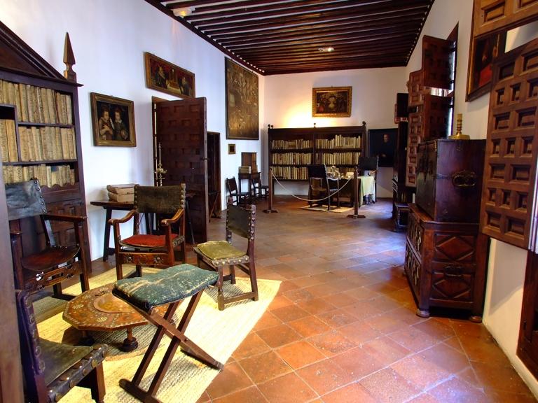 Casa museo lope de vega - Casa vega madrid ...