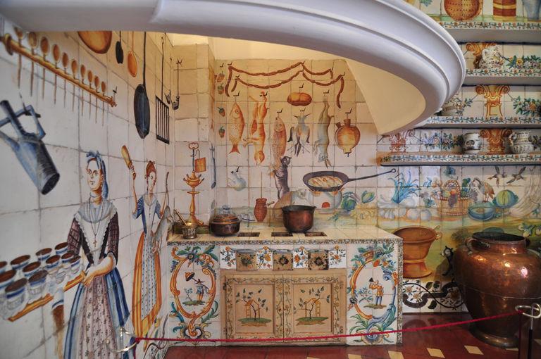 Museo nacional de artes decorativas y ii - Azulejos antiguos para cocina ...