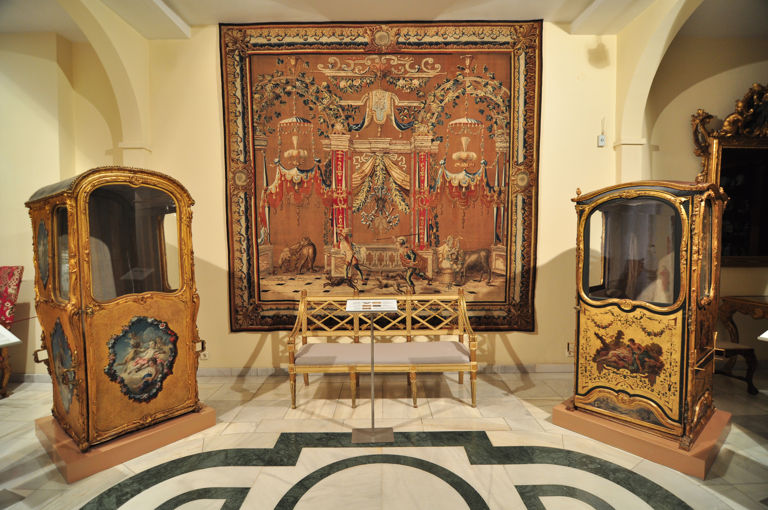 Museo nacional de artes decorativas y ii for Muebles industriales madrid