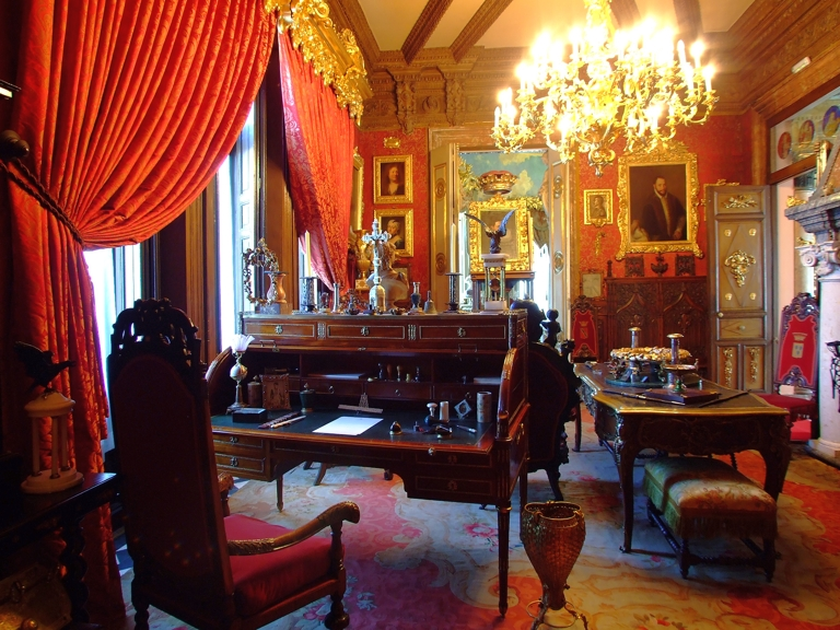 Museo cerralbo for Decoracion casa siglo xix