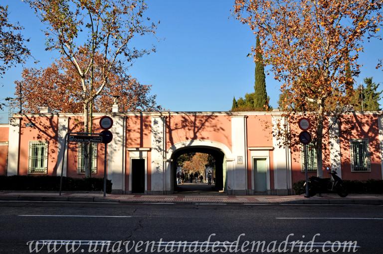 Quinta de los molinos for Piso quinta de los molinos