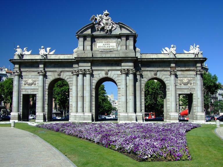 Murallas, Cercas y Puertas de Madrid