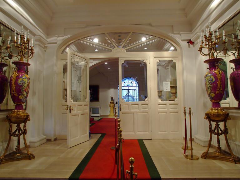 Museo del romanticismo for Calle mateo de prado ourense