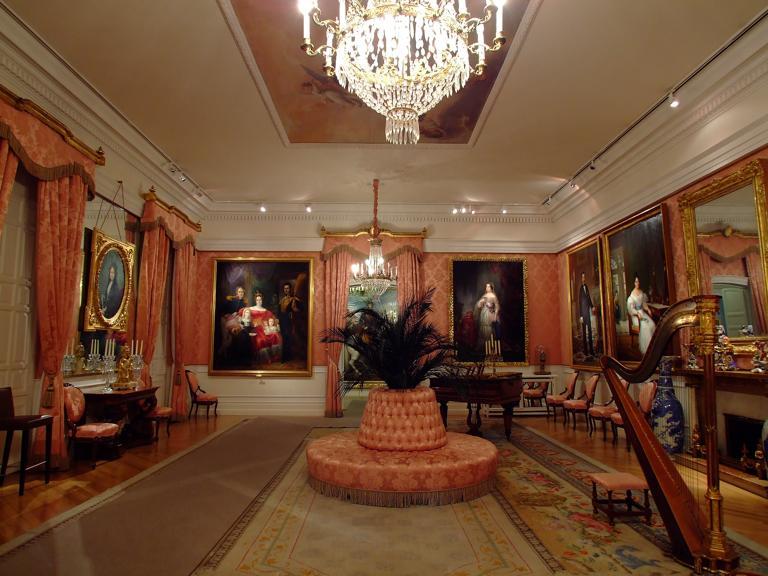 Museo del romanticismo - Salones antiguos ...
